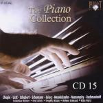 Nghe nhạc The Piano Collection (CD15) online