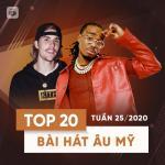 Tải nhạc Top 20 Bài Hát Âu Mỹ Tuần 25/2020 mới online