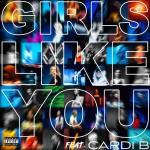 Download nhạc miễn phí Girls Like You - Maroon 5, Cardi B