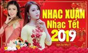 Video nhạc Liên Khúc Nhạc Xuân 2019 - Nhạc Vàng Bolero Hay Tê Tái hay nhất