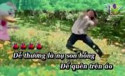 Video nhạc Dễ Thương (Karaoke) Mp4