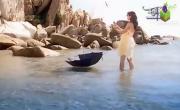 Dòng Sông Cô Đơn (Karaoke) - Huy Vũ | Tải nhạc trực tuyến