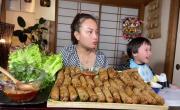Tải nhạc online Làm Mâm Chả Giò Tôm Cua Ngon Giòn Ngọt Thịt Để Lâu Vẫn Giòn - Cuộc Sống Ở Nhật #529 chất lượng cao