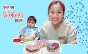 Tải nhạc hình hay Ăn Bánh Socola Trái Tim Mừng Valentine 14/2 - Cuộc Sống Ở Nhật #135 online