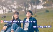 Xem video nhạc Một Mình Có Buồn Không (Karaoke) mới online