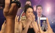 Giọng Ải Giọng Ai Mùa 3 - Hotgirl Sam Và Trường Giang Né Mặt Nhau Tại Họp Báo | Download nhạc hay